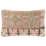 yonder living vintage berber kilim cushion peach