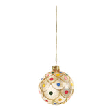 Painted Bauble Decoration