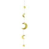 Yonder Moons Brass Christmas Garland Decoration