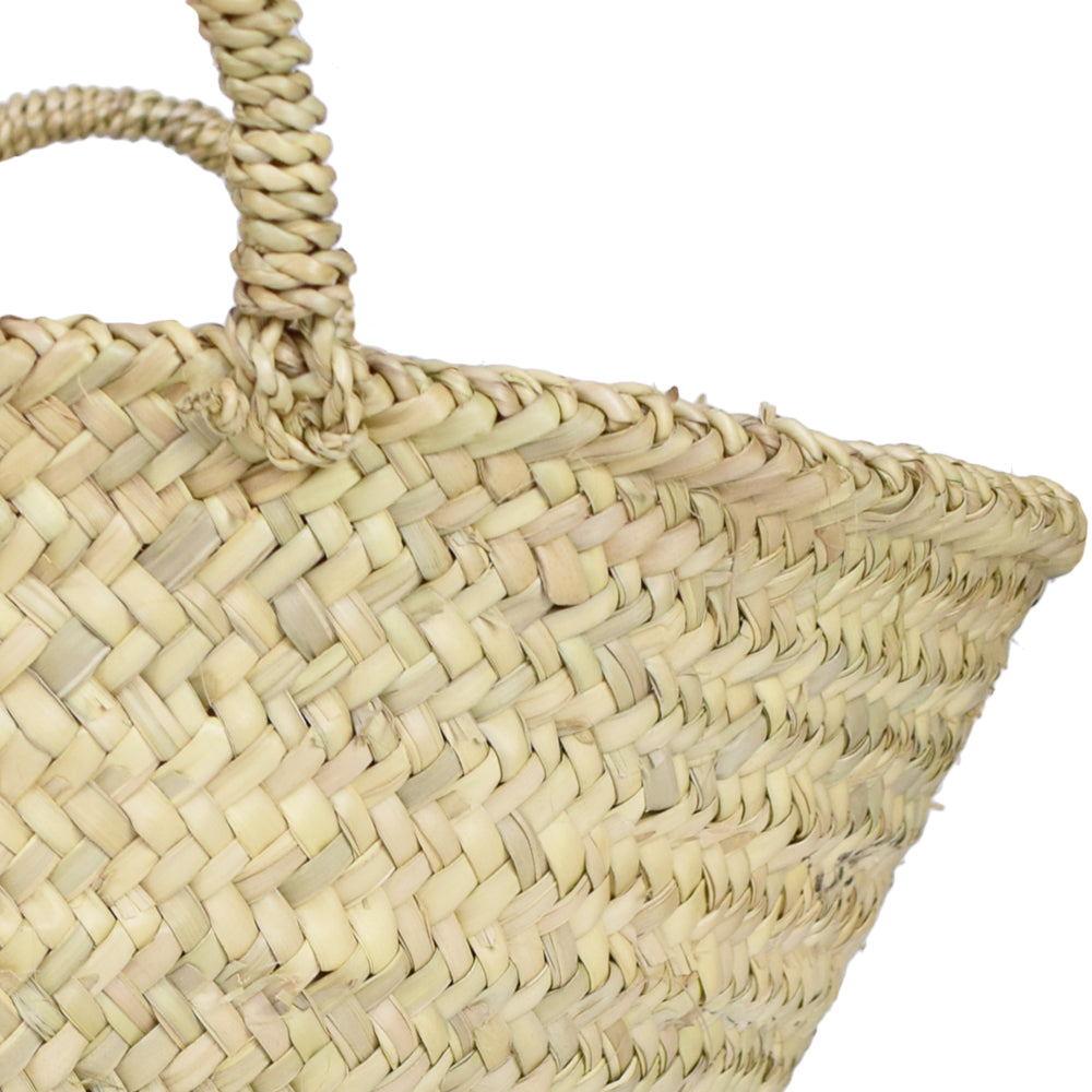 Natural Palm Basket