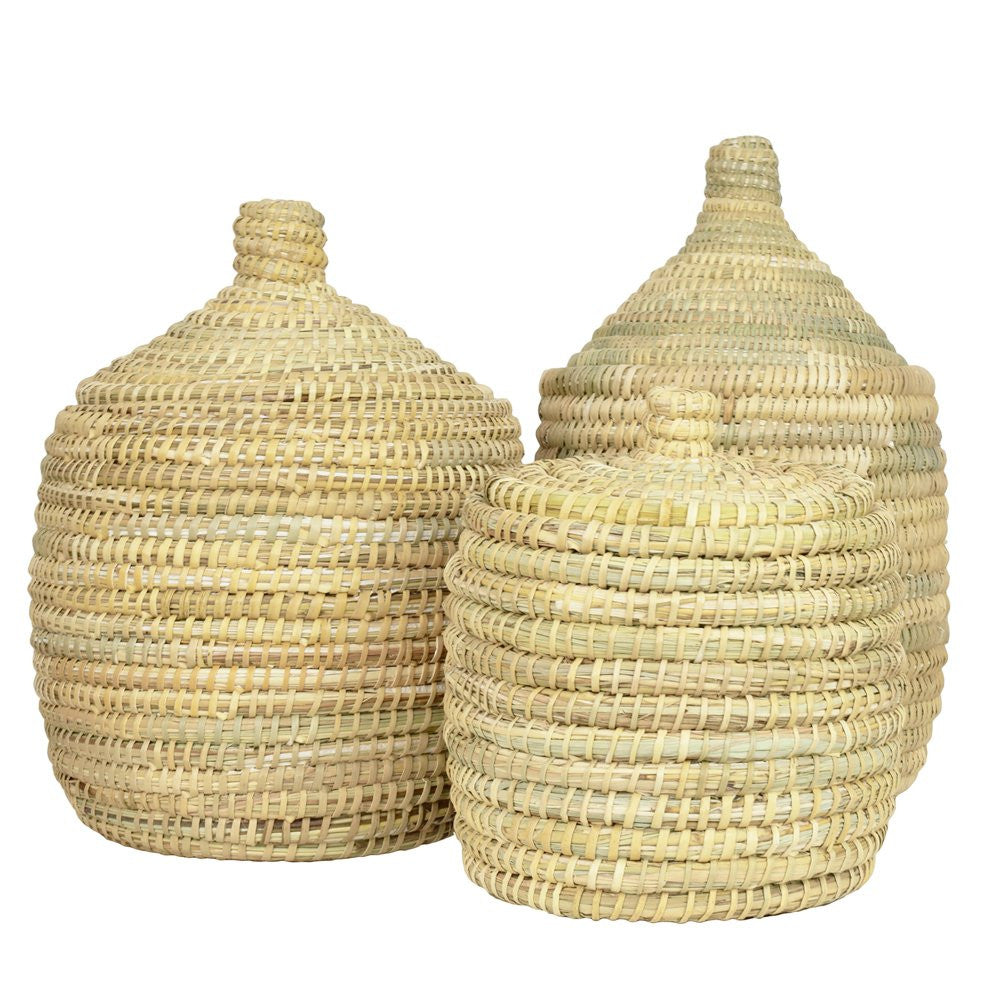 Natural Souk Basket
