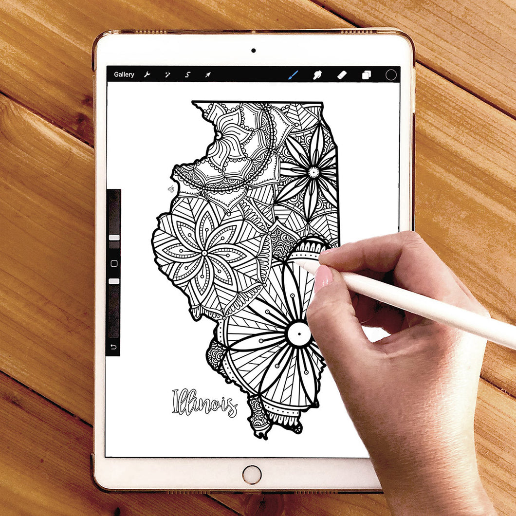 illinois usa coloring pages | state map coloring pages for adults | Coloring pages for kids | illinois usa map coloring sheets | state map coloring page | united states coloring page | united states of america | map of america
