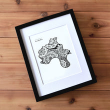 Load image into Gallery viewer, Map of London Borough of Tower Hamlets | Map of Tower Hamlets London | Map Art | Travel Gift Ideas | London Borough of Tower Hamlets City Map | Map Wall Art | London Borough of Tower Hamlets Map