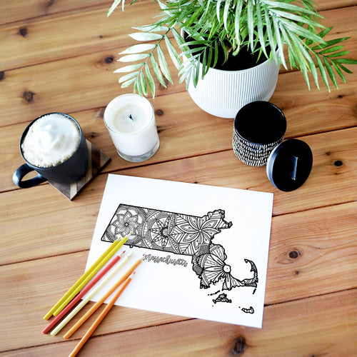 massachusetts usa coloring pages | state map coloring pages for adults | Coloring pages for kids | massachusetts usa map coloring sheets | state map coloring page | united states coloring page | united states of america | map of america