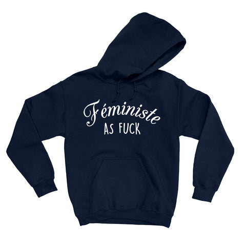 HOODIE | Féministe as fuck