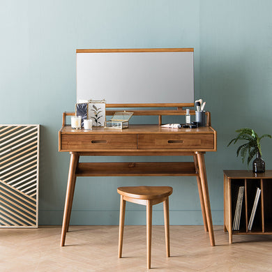 【PRE-ORDER】 New Retro (뉴레트로) Console Table w/ Mirror & Stool