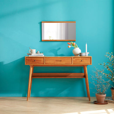 New Retro (뉴레트로) Dressroom Console w/ Wall Mirror