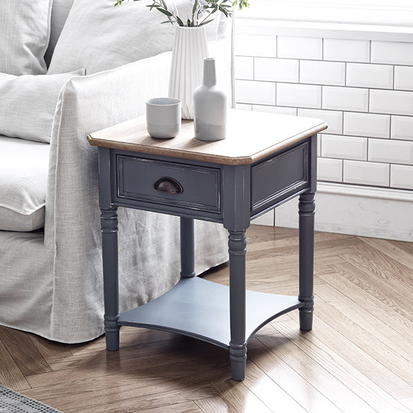 【PRE-ORDER】 My Signature Parisienne (파리지엔느) Side Table (Mint)