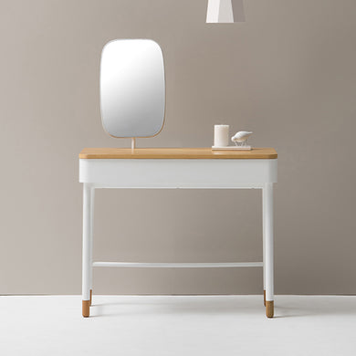 【PRE-ORDER】 Kuss (쿠스) Console Table w/ Mirror (Dresser)