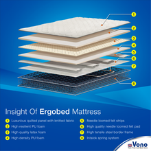 Vono Ergobed Accent II Mattress