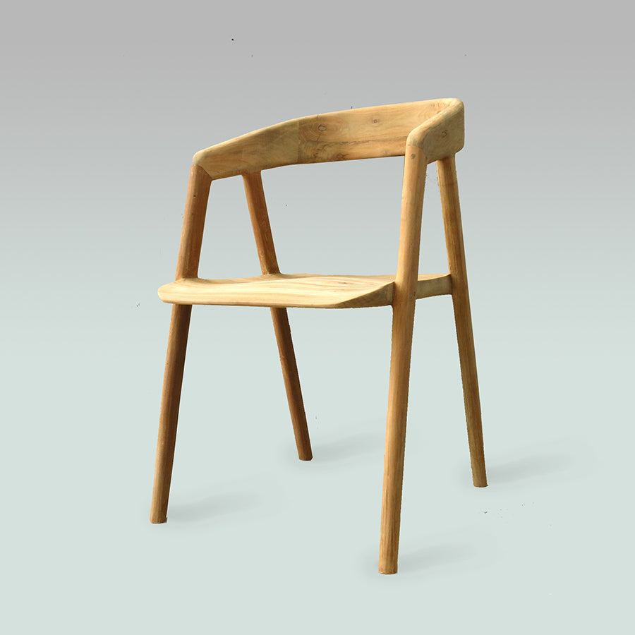 RETRO R.Teakwood Dining Chair