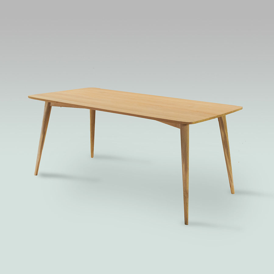 RETRO R.Teakwood Dining Table