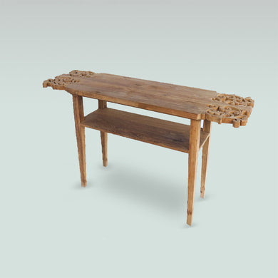 CONRAD R.Teakwood Console Table