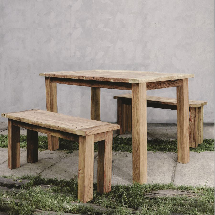 SANNE R.Teakwood Dining Table