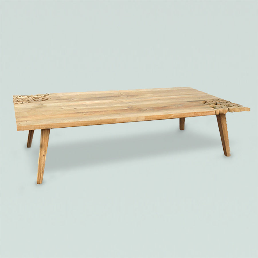 LUCILLA R.Teakwood Coffee Table