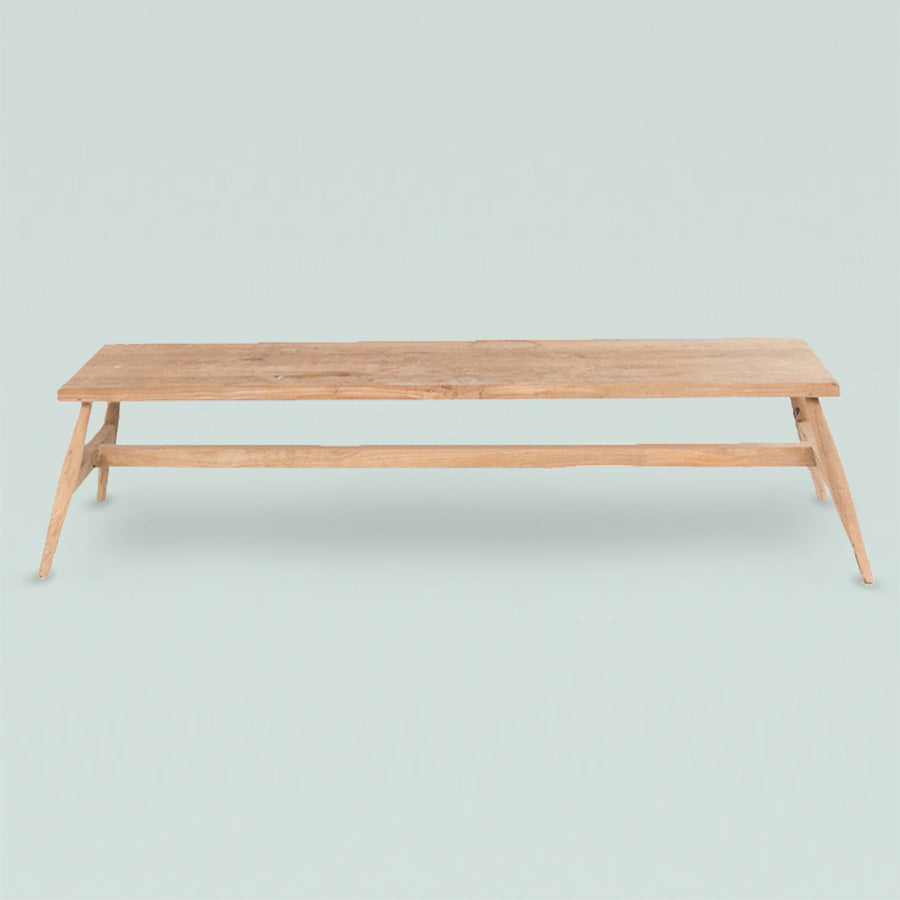 RETRO R.Teakwood Bench