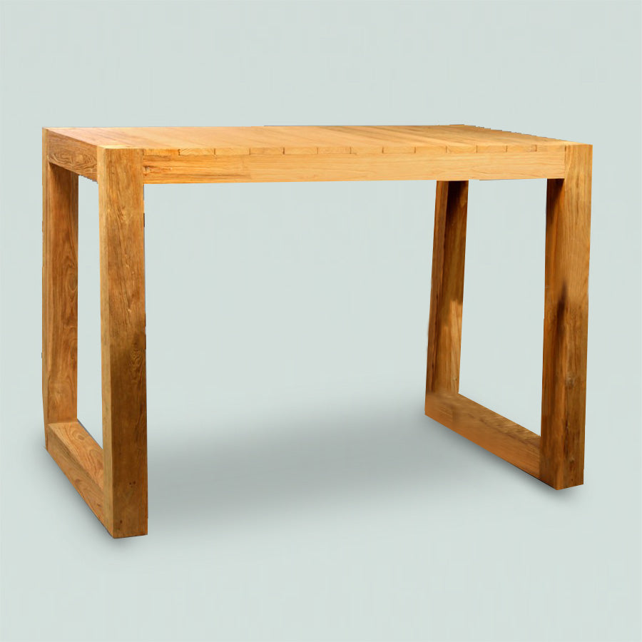 HELENA R.Teakwood Bar Table
