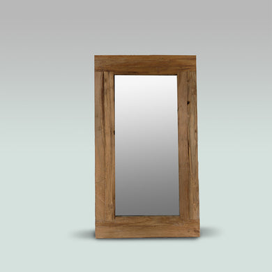MORGAN Mirror w/ R.Teakwood Frame