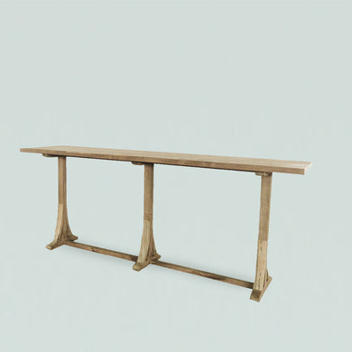 GIANO R.Teakwood Console Table