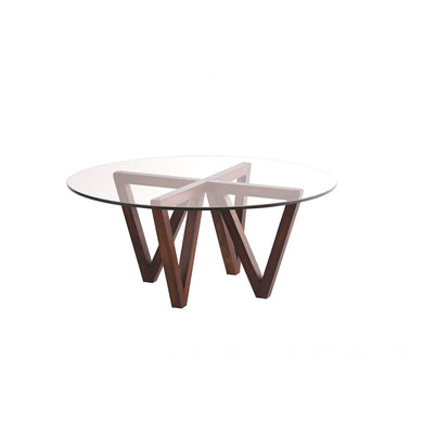 【Clearance】 VIVA Coffee Table (Classic Espresso)