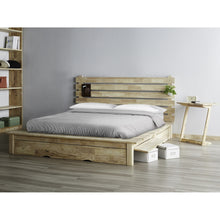 ZEN Platform Wooden Bed