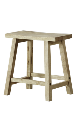 OLYMPIA Saddle Stool (2 pcs)