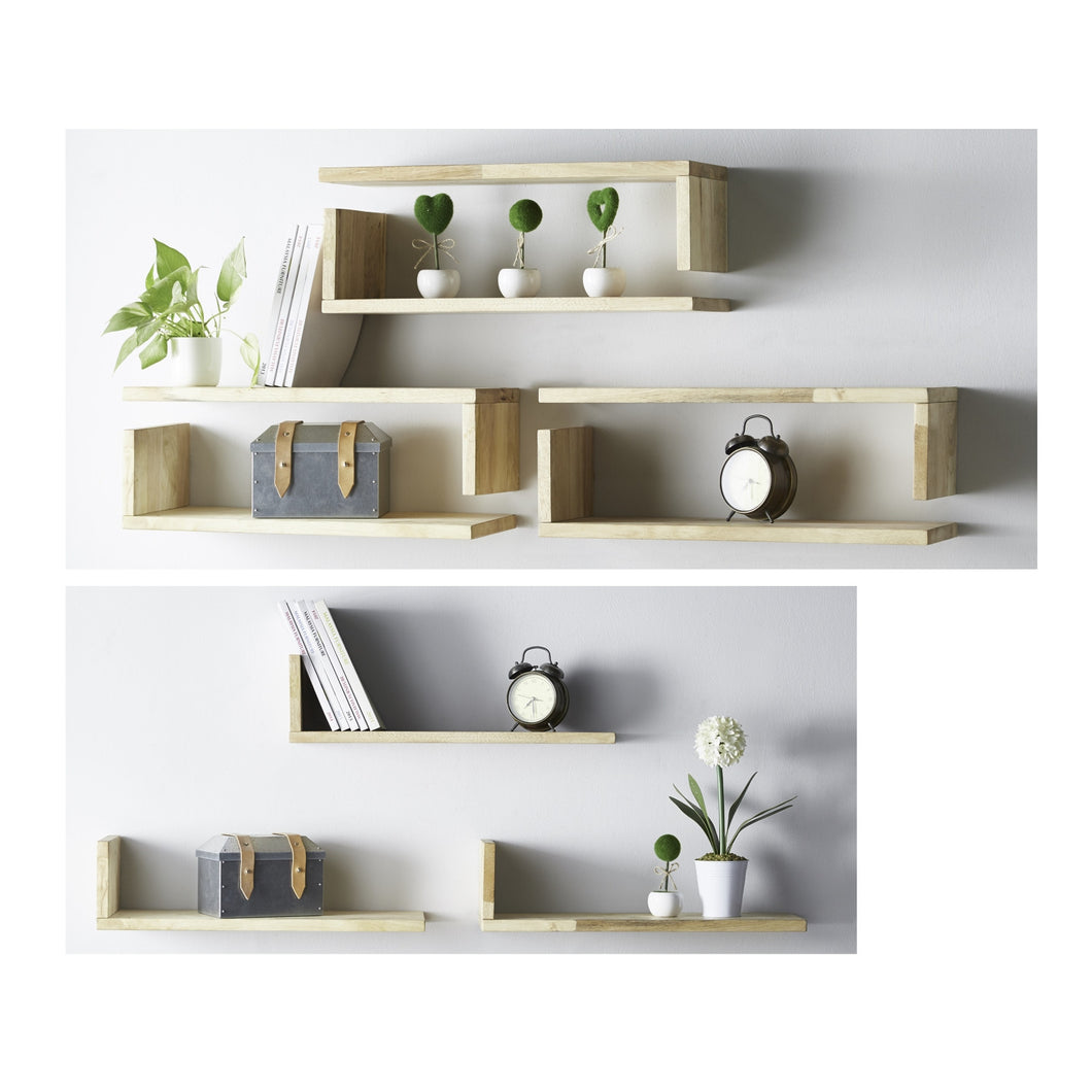 L Hanging Shelf (Set of 2)