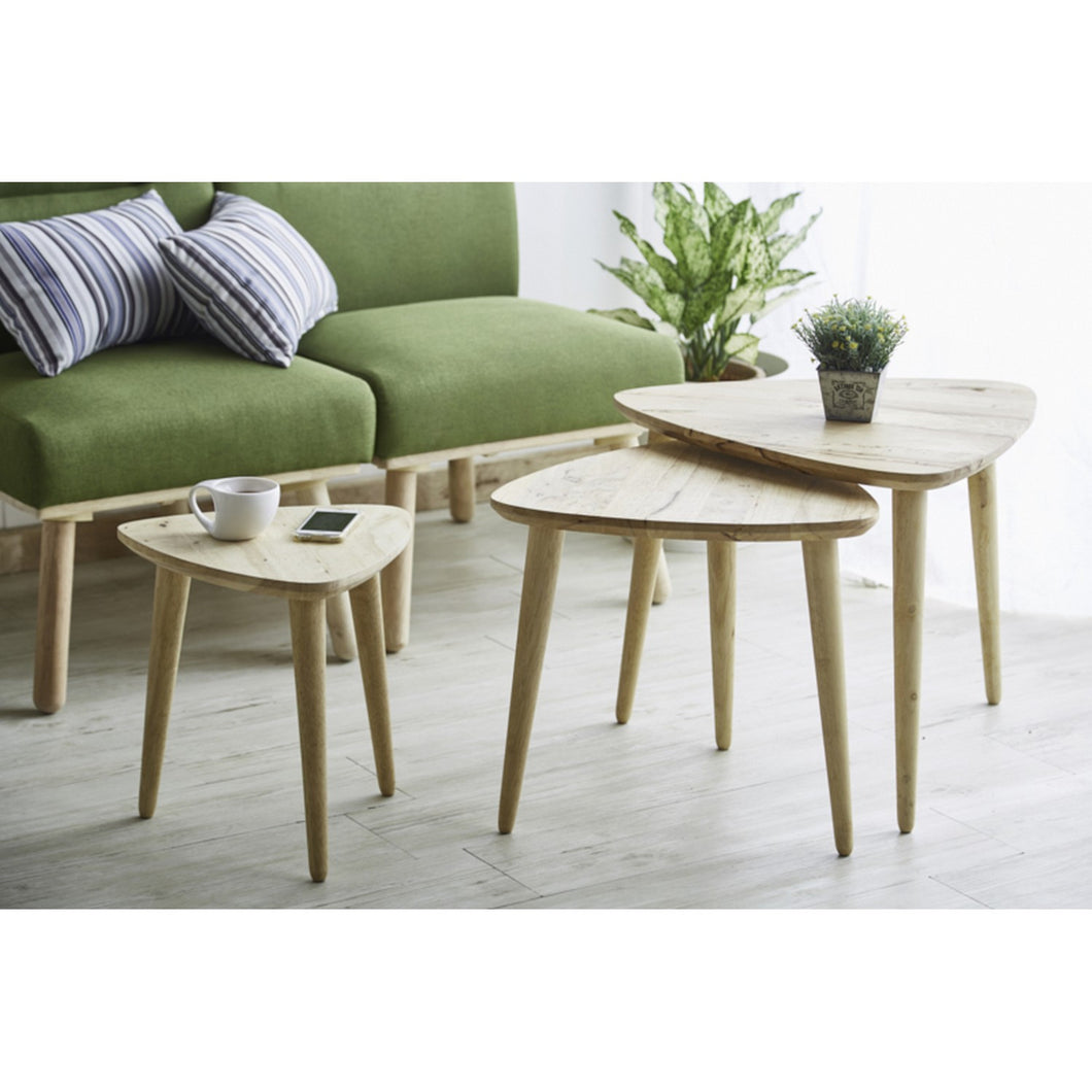 TRIO Stacking Coffee Table / Side Table Set