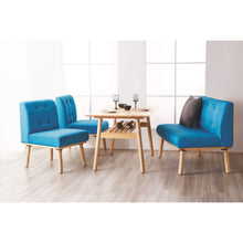 PLAYMATE Twin Seater Dining Sofa