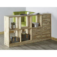 WOODWALL Small 3 Drawers