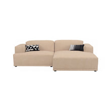 HOPE L-Shape Sofa with AquaClean® Fabric (Left)