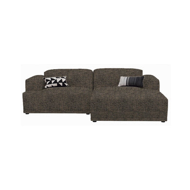 HOPE L-Shape Sofa with Lux Fabric (Left)