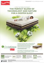 Slumberland LivinGreen™ Eco Flex Mattress