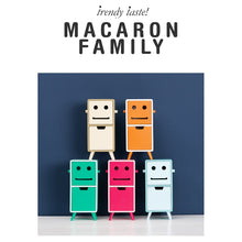 Bill Colors Tissue Case - Macaron (마카롱)  Family