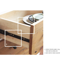 My Signature Londoner (런더너) 3-Drawer Chest w/ Mirror