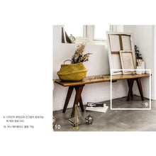 My Signature Londoner (런더너) 5-pcs Dining Set 1800 (Vintage)