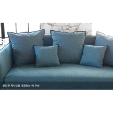 【Clearance】 My Signature Londoner (런더너) 3 Seater Sofa (Woven Beige)