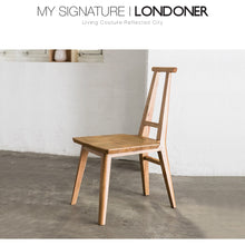 My Signature Londoner (런더너) Chair B (Rustic) (2 pcs)