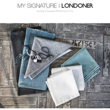 【Clearance】 My Signature Londoner (런더너) 3 Seater Sofa Fabric Cover Set