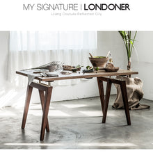 My Signature Londoner (런더너) Dining Table 1400 (Vintage)