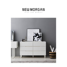 【Clearance】 New Morgan 6-Drawer Wide Chest