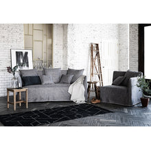 【Clearance】 My Signature Londoner (런더너) 1 Seater (L) Sofa Fabric Cover Set