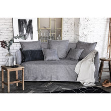 【Clearance】 My Signature Londoner (런더너) 1L+3 Seater Sofa (White Black)