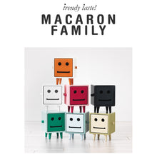 Ted Colors Tissue Case (Limited Edition) - Macaron (마카롱)  Family