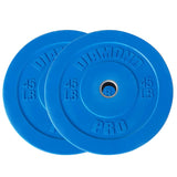 Color Econ Bumper Plates
