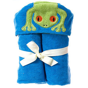 Bath Wrap - Silly Frog