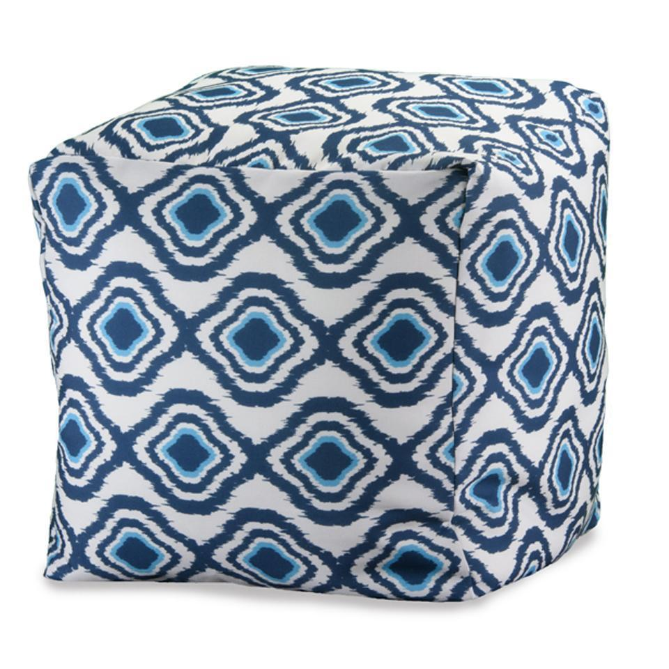 Bean Bag Cube - Vanessa Berries Bedding Collections,Shop All MWW Default Title