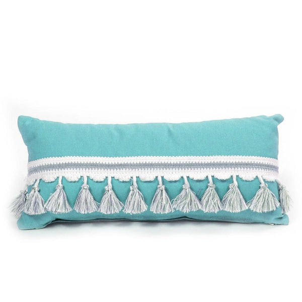 Bolster Pillow - Aqua Shop All,Last Call SALE,Bedding Collections Springs