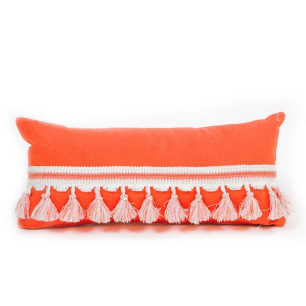 Bolster Pillow - Coral Shop All,Last Call SALE,Bedding Collections Springs