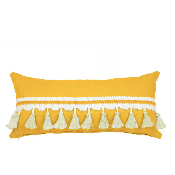 Bolster Pillow - Corn Yellow Shop All,Last Call SALE,Bedding Collections Springs